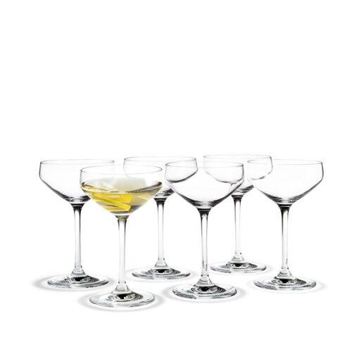 Holmegaard Cocktailglas »Perfection für 38 cl; Cocktailschale im 6er Set«, Glas