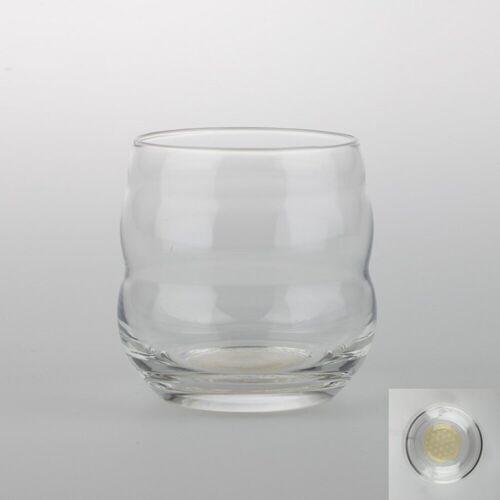 Natures-Design Glas »Mythos Gold 0.25l«, Bleifreies Glas