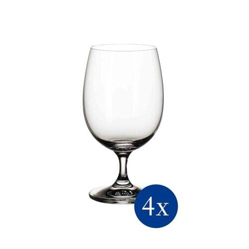 Villeroy & Boch Glas »La Divina Wasserkelch 4er Set«, Glas