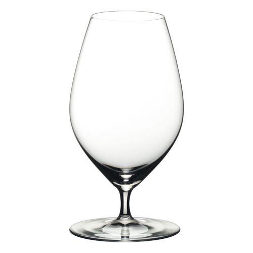 RIEDEL Glas Bierglas »Veritas Beer / Water 2er Set«, Glas