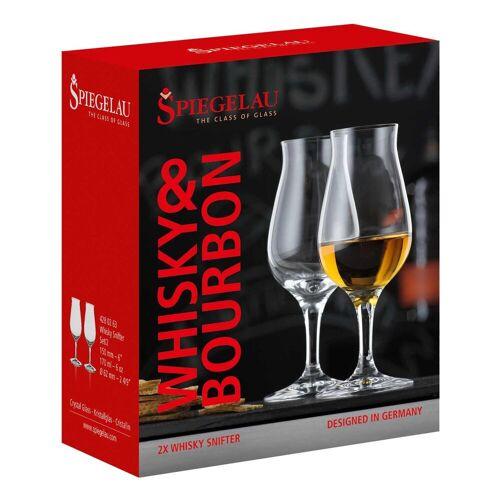 SPIEGELAU Whiskyglas »Whisky Rum Snifter 170ml 2er-Set«, Glas