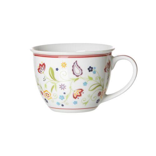 Ritzenhoff & Breker Tasse »SHANTI Jumbotasse 350 ml«, Porzellan