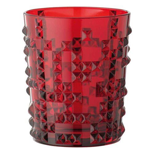Nachtmann Becher »Punk Ruby«, Kristallglas