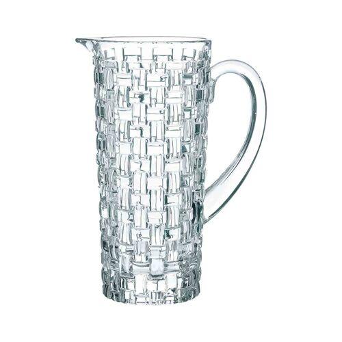 Nachtmann Wasserkrug »Bossa Nova Glas Krug 1,0 l«, (1-tlg)