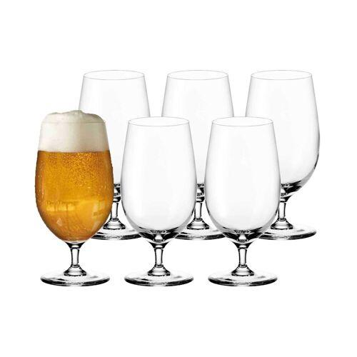 LEONARDO Bierglas »CIAO+ Pilsglas 0,3l 6er Set« (6-tlg)