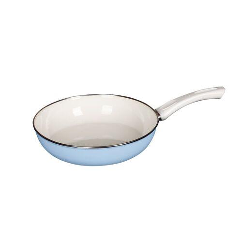Riess Bratpfanne »Ceramik Glas Pfanne White«, Emaille (1-tlg)