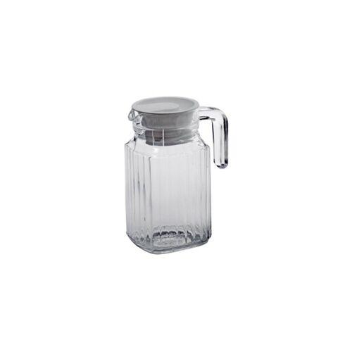 Luminarc Bierkrug »Kühlschrankkrug 0,5l. Quadro«, Glas