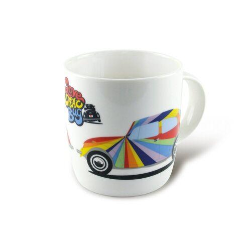 VW Collection by BRISA Tasse »VW Käfer«, Streifen
