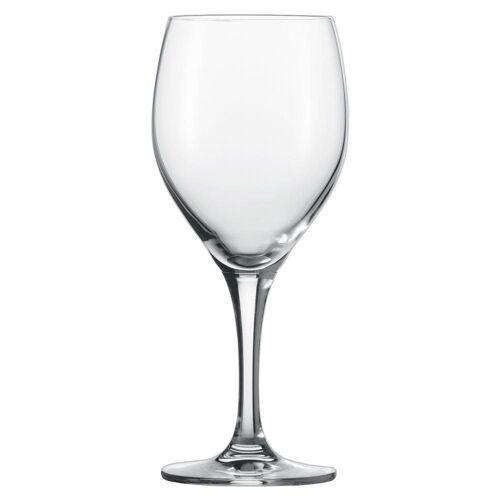 SCHOTT-ZWIESEL Gläser-Set »Mondial Wasserkelch 1 6er Set«, Kristallglas