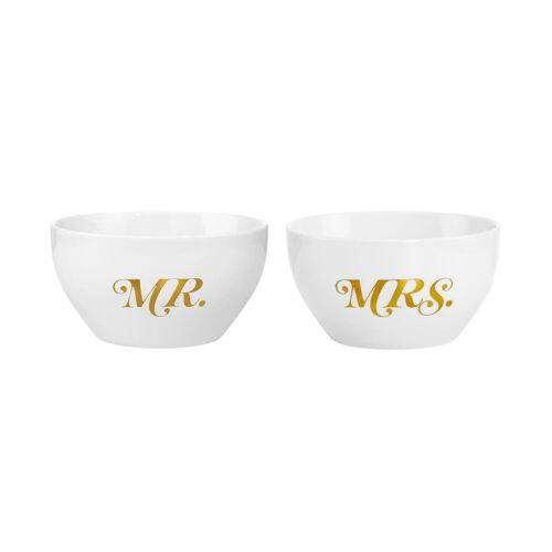 BUTLERS Müslischale »MR.& MRS.«, Keramik