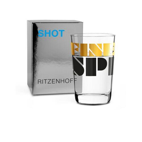 Ritzenhoff Schnapsglas »Next Shot Schnapsglas Pentagram Fine Spirit F18«
