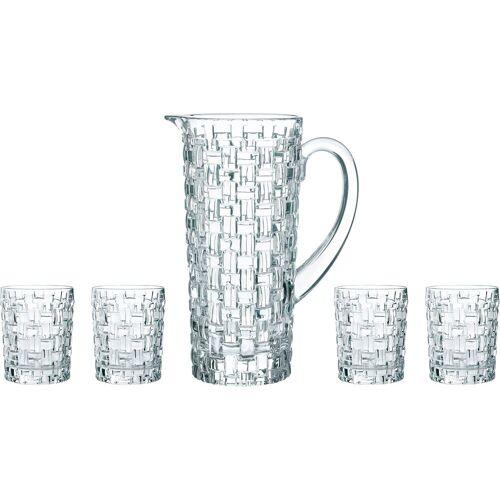 Nachtmann Gläser-Set »Bossa Nova« (5-tlg), Kristallglas