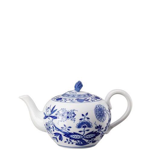 Hutschenreuther Teekanne »Blau Zwiebelmuster Teekanne 12 Personen«, 1.35 l
