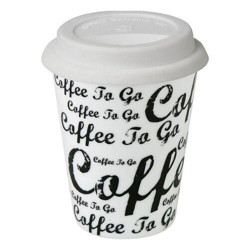 Könitz Coffee-to-go-Becher »Becher mit Deckel«