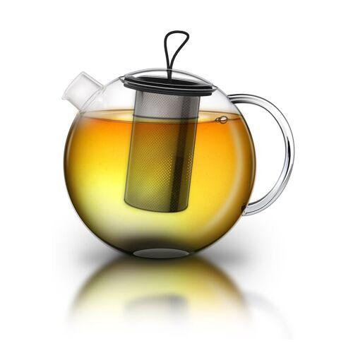 Creano Teekanne »Jumbo«, 1,5 l, Borosilikatglas, 1,5 Liter