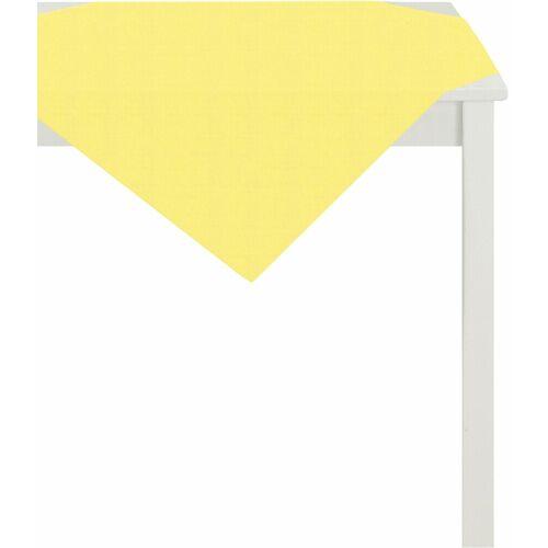 Apelt Mitteldecke »3944 UNI BASIC« (1-tlg), gelb