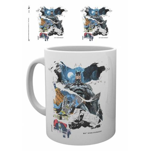 GB eye Tasse »DC Comics - Batman - Comic Rip Tasse«, Keramik