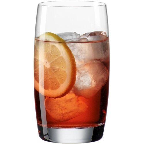 BOHEMIA SELECTION Glas »CLARA« (6-tlg), Kristallglas