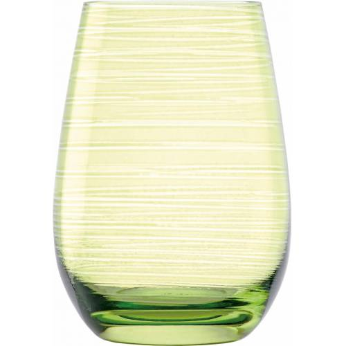 Stölzle Becher »TWISTER« (6-tlg), grün
