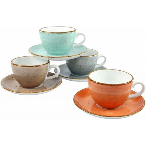 CreaTable Tasse »VINTAGE NATURE« (8-tlg)