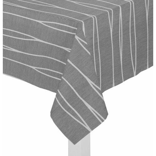Wirth Tischdecke »DALLAS«, schwarz