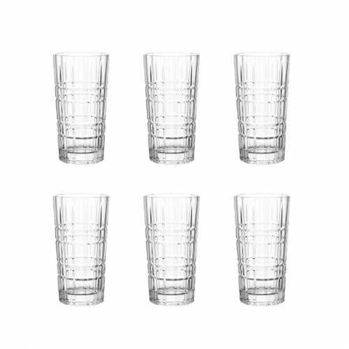 LEONARDO Longdrinkglas »Longdrinkbecher 6er Set Spiritii« (6-tlg)