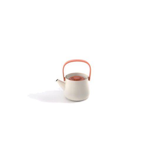 BergHOFF Teekanne »Ron Weiß-Orange 1 L«, 1,000 l