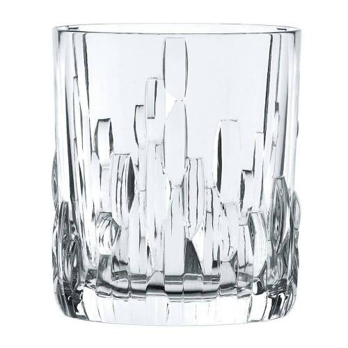 Nachtmann Gläser-Set »Shu Fa Whiskybecher 4er Set 330 ml«, Kristallglas