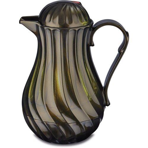 ROTPUNKT Isolierkanne »450«, 1 l, black honey