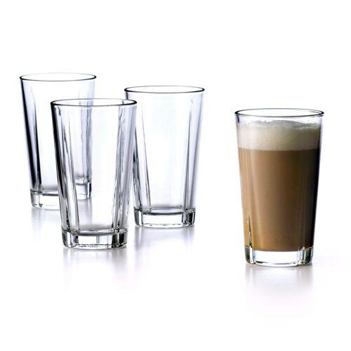 Rosendahl Gläser-Set »Grand Cru; 37 cl Kaffeeglas im 4er-Set« (4-tlg), Glas