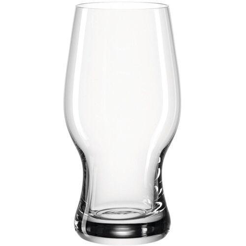 LEONARDO Bierglas »Taverna« (8-tlg), Glas, Inhalt 0,5 Liter, Höhe 17 cm