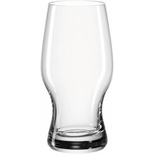LEONARDO Bierglas »Taverna« (8-tlg), Glas, Inhalt 0,33 Liter, Höhe 15 cm