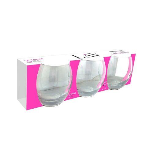 LAV Glas »Saftgläser 3er Set Empire« (3-tlg)