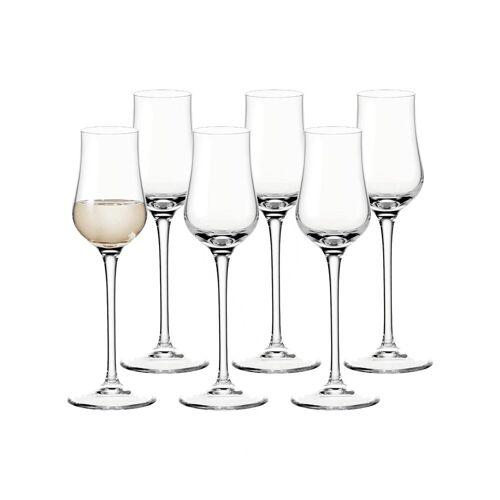 LEONARDO Schnapsglas »CIAO+ Grappaglas 85 ml 6-tlg.« (6-tlg)