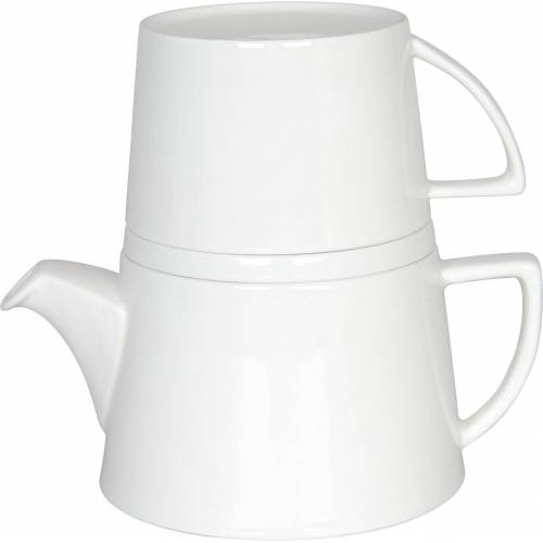 Könitz Teekanne »Tea for me«, 0,65 l, (Set), 650 ml für 2 Tassen