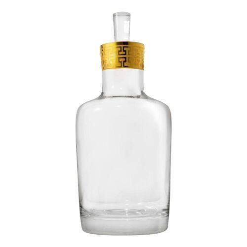 Zwiesel 1872 Karaffe »Hommage Gold Classic Kristallglas 500 ml 120627«