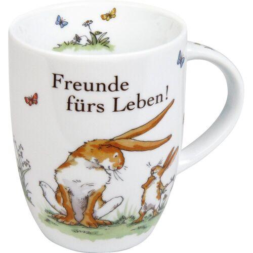 Könitz Becher, Weißt Du Eigentlich Becher Kaffeebecher Teetasse Tasse Porzellan