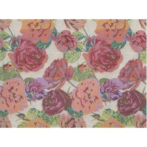 Apelt Platzset »1553 Summergarden« (Set 2-tlg), Gobelingewebe, orange-rosa