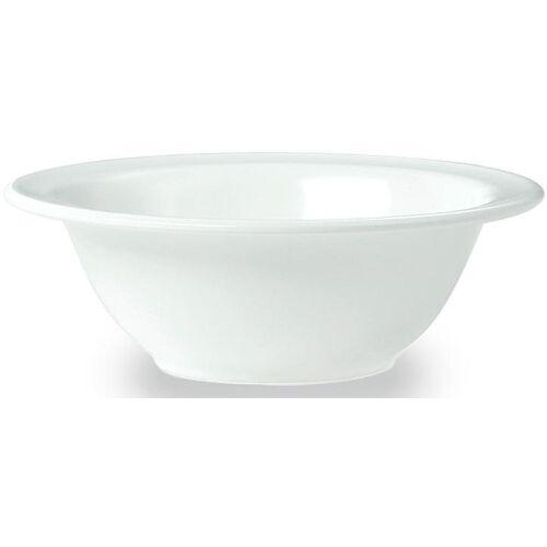 WACA Schüssel, Melamin, (4-tlg), (4 Stück), 450 ml, weiß