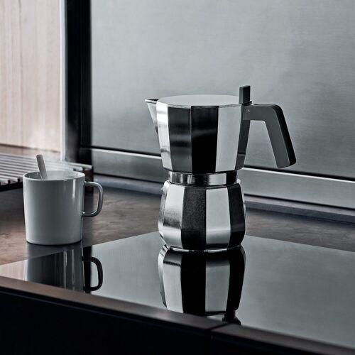 Alessi Espressokocher Espressokocher MOKA modern 9, 0.45l Kaffeekanne