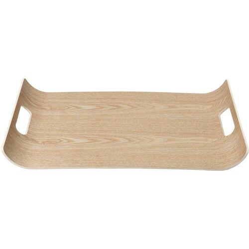 BLOMUS Tablett »WILO«, Holz, in robustem Naturlook