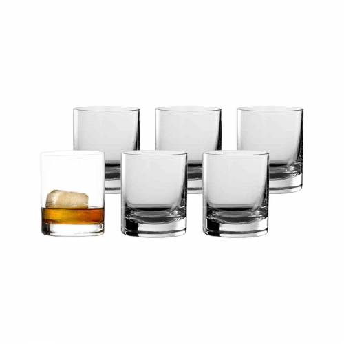 Stölzle Whiskyglas »NEW YORK BAR Whiskybecher 320 ml 6er Set« (6-tlg)