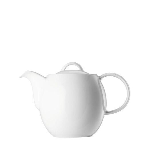 Thomas Porzellan Teekanne »Sunny Day Weiß Teekanne 12 Personen«, 1,4 l