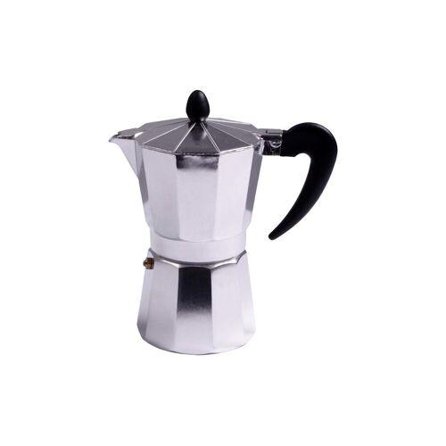 HTI-Living Espressokocher für 6 Tassen, Silber