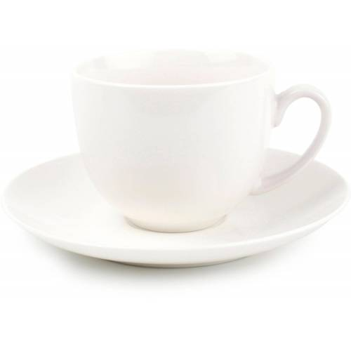 nurso Espressotasse »Lara« (12-tlg), Porzellan, (6 Tassen, 6 Untertassen)