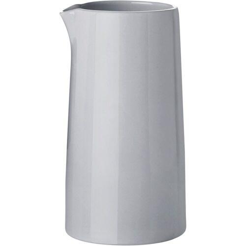 Stelton Milchkännchen »Emma«, 0,3 l, doppelwandiges Steinzeug, grau