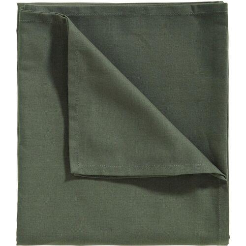 DDDDD Tischdecke »Kit«, 140x240 cm, Baumwolle, tannengrün