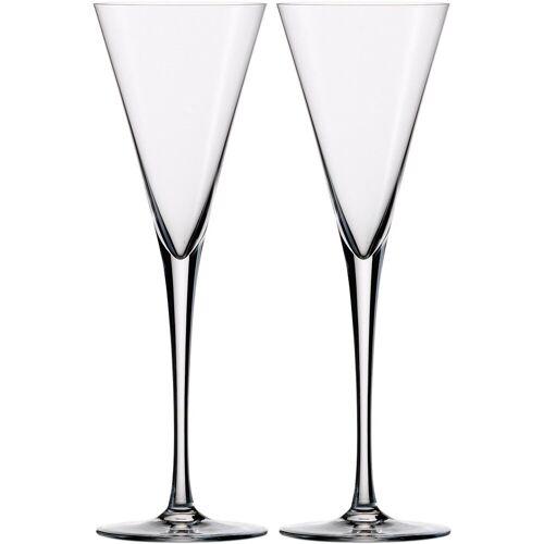 Eisch Sektglas »Jeunesse« (2-tlg), bleifreies Kristallglas, 180 ml