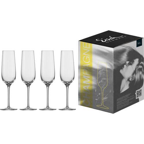 Eisch Sektglas »Vinezza« (4-tlg), bleifreies Kristallglas, 225 ml