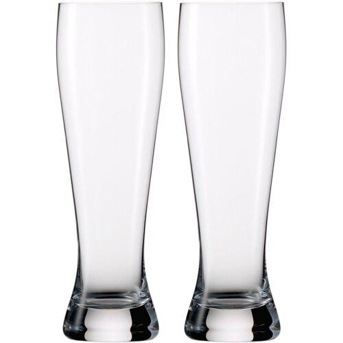 Eisch Bierglas »Jeunesse« (2-tlg), bleifreies Kristallglas, 650 ml